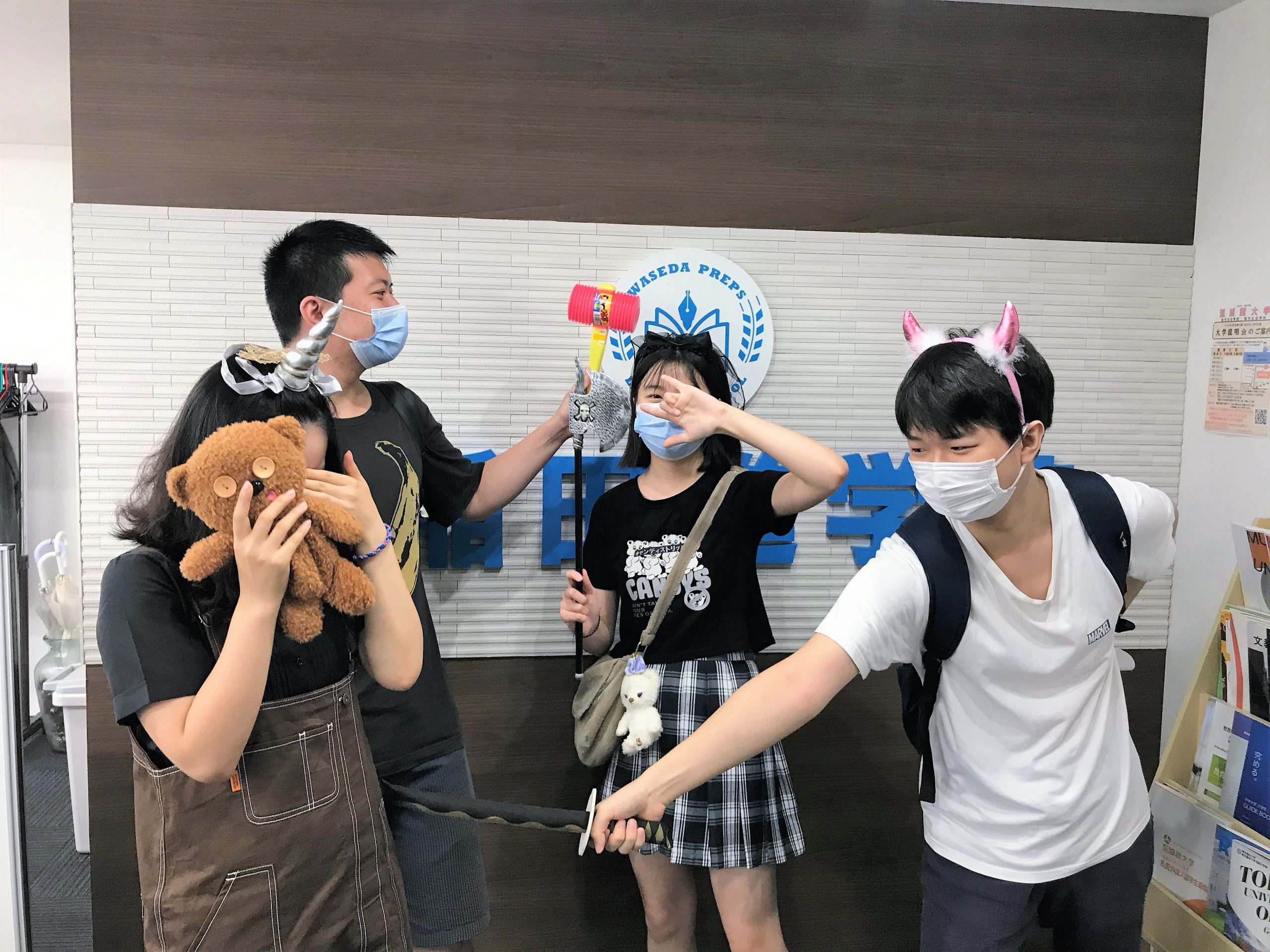 【合同発表】寸劇披露